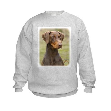 Dobermann 9K060D-19 Kids Sweatshirt