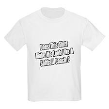 """""""Like a Softball Coach?"""" T-Shirt"""