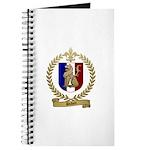 DUHON Family Crest Journal