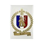 DUHON Family Crest Rectangle Magnet