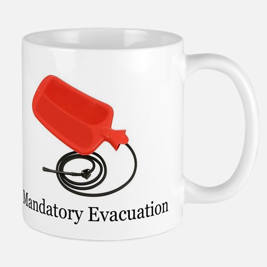 Mandatory Evacuation Mug