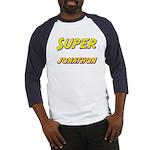 Super jonathon Baseball Jersey