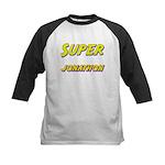 Super jonathon Kids Baseball Jersey