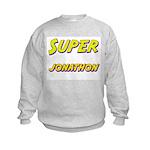 Super jonathon Kids Sweatshirt