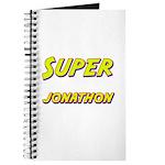 Super jonathon Journal