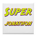 Super jonathon Tile Coaster