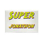 Super jonathon Rectangle Magnet