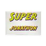 Super jonathon Rectangle Magnet (10 pack)