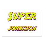 Super jonathon Postcards (Package of 8)