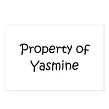 Funny Yasmin Postcards (Package of 8)