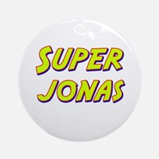 Super jonas Ornament (Round)