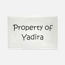 Cool Yadira Rectangle Magnet