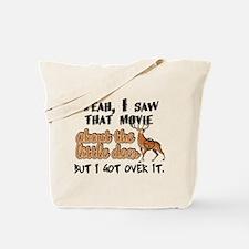 That Little Deer Movie Tote Bag