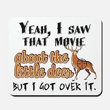 That Little Deer Movie Mousepad