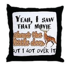 That Little Deer Movie Throw Pillow