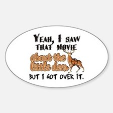 That Little Deer Movie Sticker (Oval)