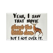 That Little Deer Movie Rectangle Magnet