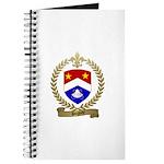 DUGUAY Family Crest Journal