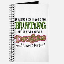 Daughters Shoot Better Journal