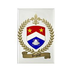 DUGUAY Family Crest Rectangle Magnet (10 pack)