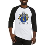 Scotti Family Crest Baseball Jersey