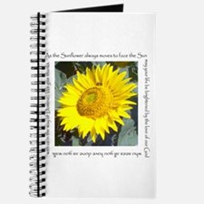 Dominican Sunflower Journal
