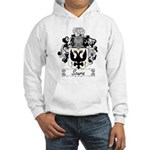 Scura Family Crest Hooded Sweatshirt