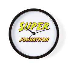 Super johnathon Wall Clock