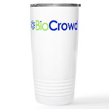 BioCrowd.com Travel Mug