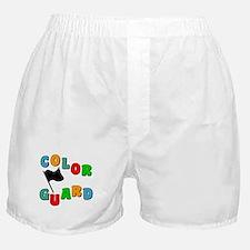 Colorful Guard Boxer Shorts