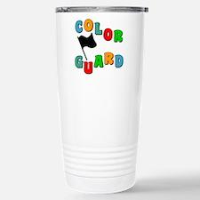 Colorful Guard Travel Mug