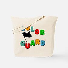 Colorful Guard Tote Bag