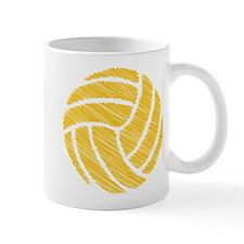 scribble ball Mug