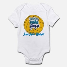 Instant Polo Player Infant Bodysuit