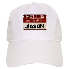 My name is Jason Baseball Cap