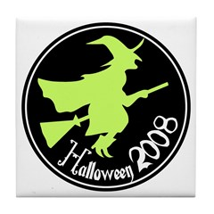 Halloween 2008 Tile Coaster