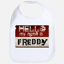 My name is Freddy Bib