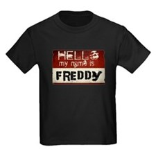 My name is Freddy T