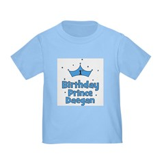 1st Birthday Prince Daegan! T