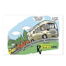 Up Hill Postcards (Package of 8)