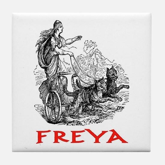 FREYA Tile Coaster