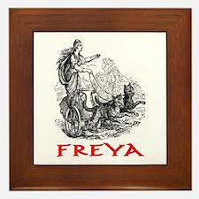 FREYA Framed Tile