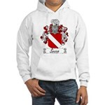 Secco Family Crest Hooded Sweatshirt
