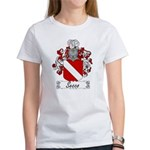 Secco Family Crest Women's T-Shirt