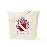 Secco Family Crest Tote Bag