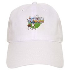 BBQ Baseball Cap