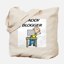 Daddy Blogger Tote Bag