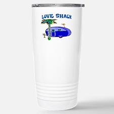 LOVE SHACK Stainless Steel Travel Mug