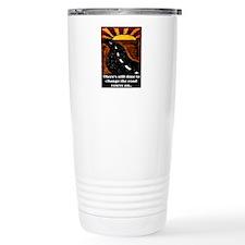 THE ROAD YOU'RE ON.. Travel Coffee Mug