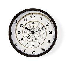 Spiral (small) Wall Clock